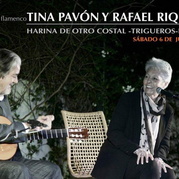 Concierto Flamenco Tina Pavón Y Rafael Riqueni