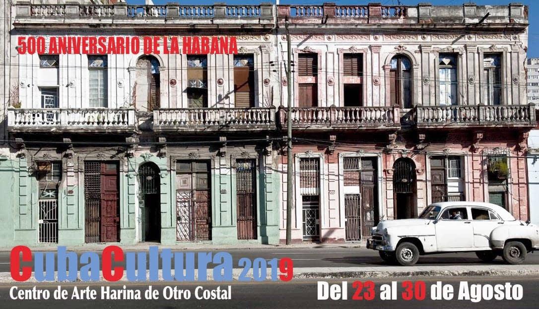 cartel cubacultura 2019