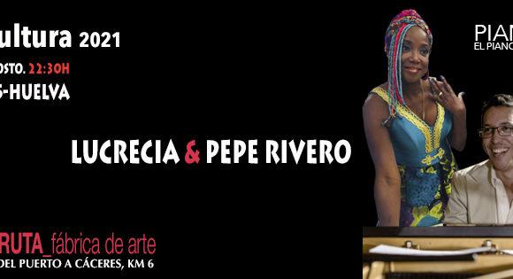 LUCRECIA &PEPE RIVERO