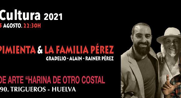 PIMIENTA & FAMILIA PÉREZ.